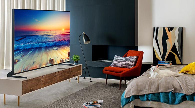 Smart Tivi QLED Samsung 8K 75 inch QA75Q900R - Thiết kế