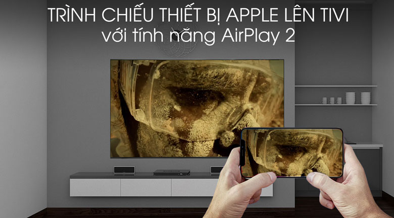Smart Tivi QLED Samsung 8K 82 inch QA82Q900R - AirPlay 2