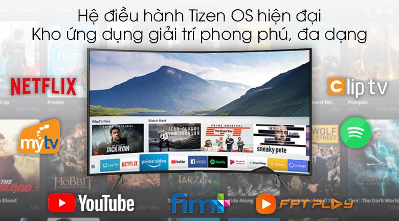 Smart tivi Samsung 4K 49 inch UA49RU7300 - Tizen OS