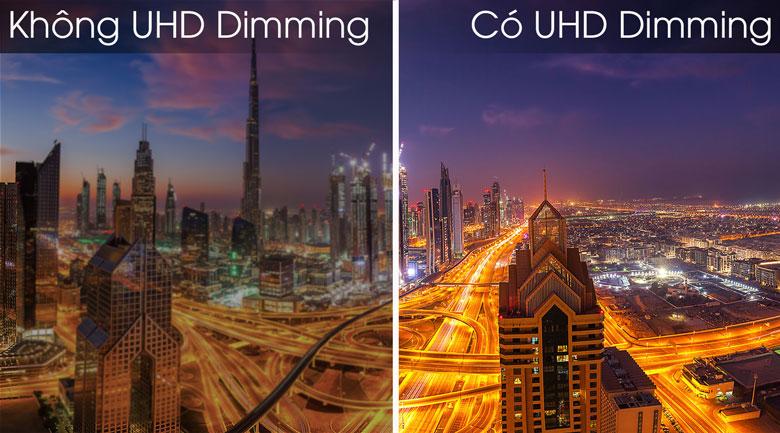 Smart tivi Samsung 4K 49 inch UA49RU7300 - UHD Dimming