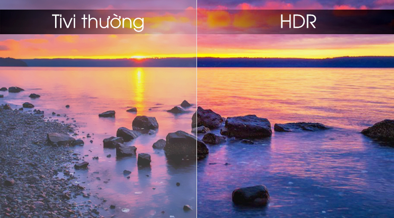Smart tivi QLED Samsung 4K 65 inch UA65RU7300 - HDR