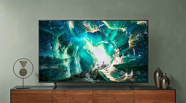 Smart Tivi Samsung 4K 65 inch UA65RU8000 - thiết kế