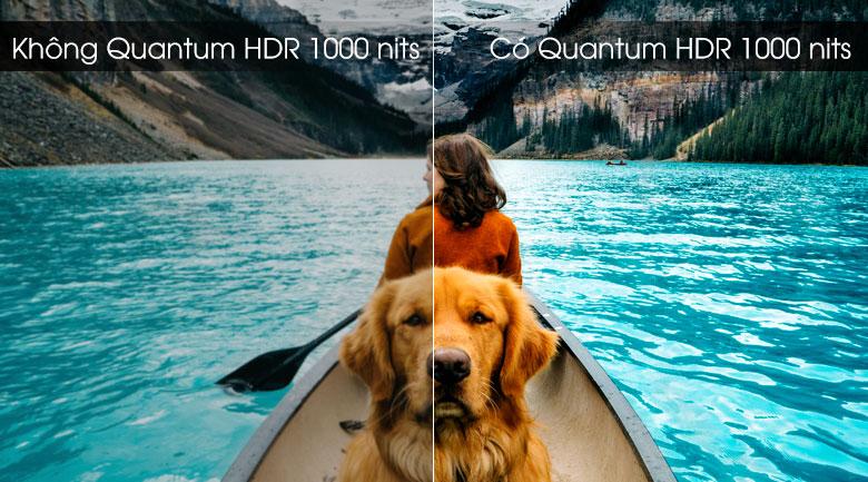Smart Tivi QLED Samsung 4K 49 inch QA49Q75R - Quantum HDR 1000 nits