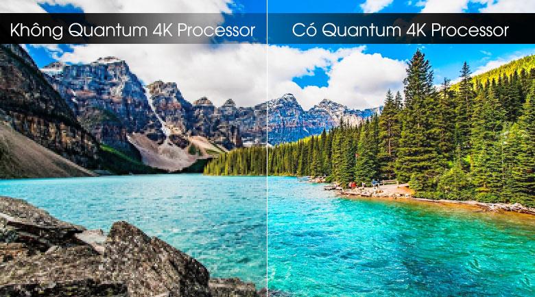 Smart Tivi QLED Samsung 4K 49 inch QA49Q75R - Quantum 4K Processor