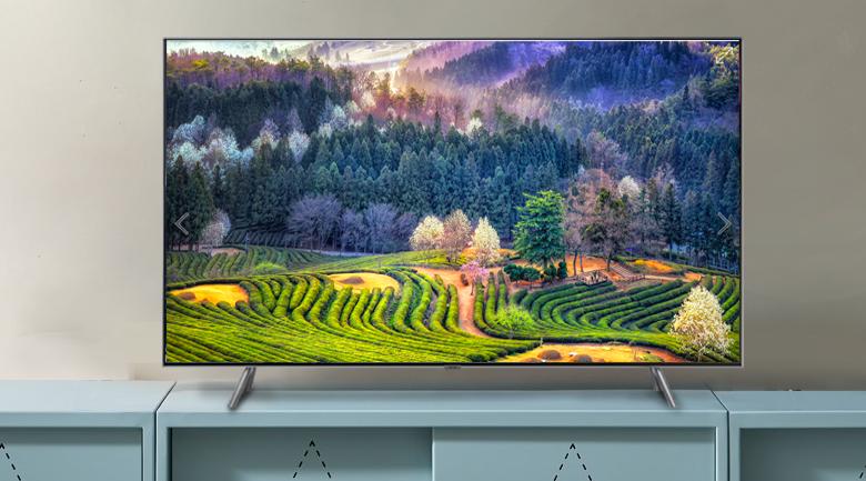 Smart tivi Tivi QLED Samsung 4K 49 inch QA49Q75R - Thiết kế