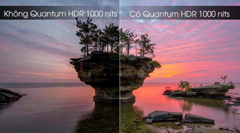 Smart Tivi QLED Samsung 4K 55 inch QA55Q75R - Quantum HDR 1000 nits