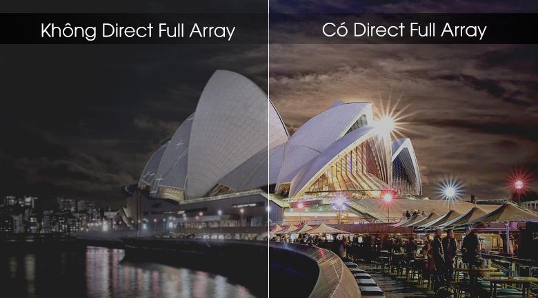 Smart Tivi QLED Samsung 4k 55 inch QA55Q75R - Direct Full Array