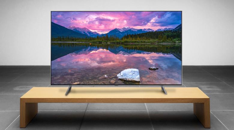 Smart Tivi QLED Samsung 4K 65 inch QA65Q75R - Thiết kế