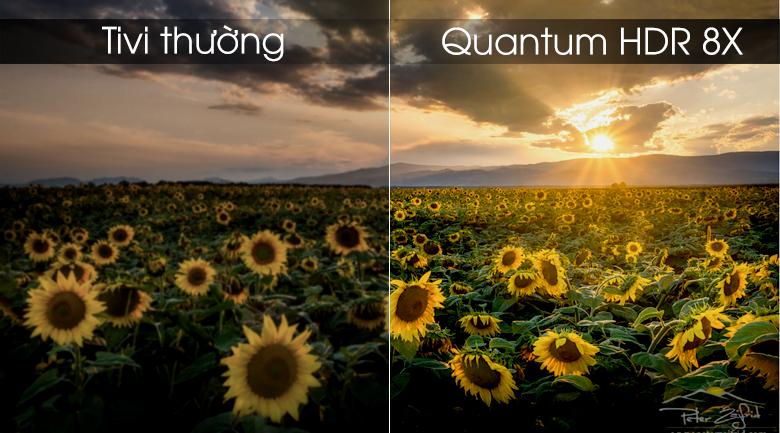 Smart Tivi QLED Samsung 4K 65 inch QA65Q75R - Quantum HDR 8X