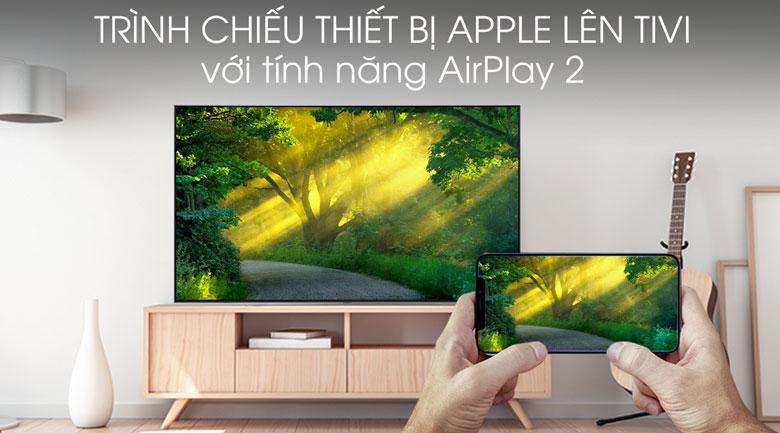 Smart Tivi QLED Samsung 4K 75 inch QA75Q75R - AirPlay 2