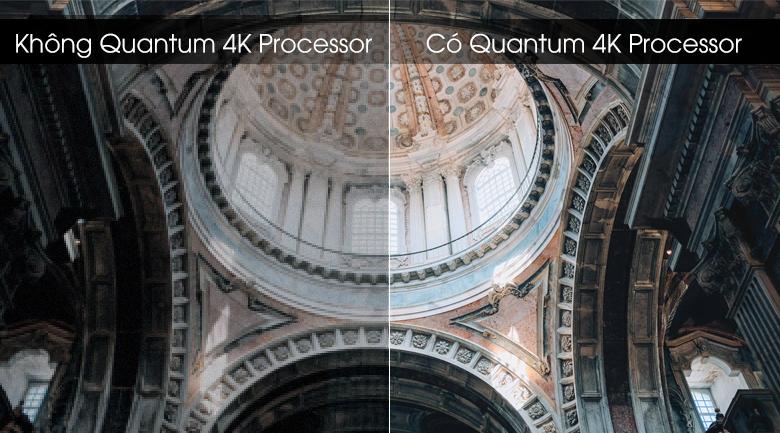 Smart Tivi QLED Samsung 4K 75 inch QA75Q75R - Quantum 4K Processor