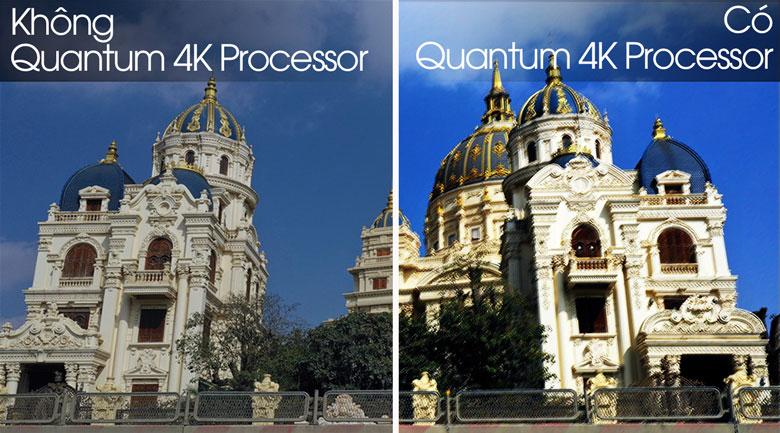 Smart Tivi QLED Samsung 4K 55 inch QA55Q80R - Quantum 4K Process