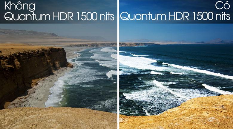 Smart Tivi QLED Samsung 4K 55 inch QA55Q80R - Quantum HDR 1000 nits