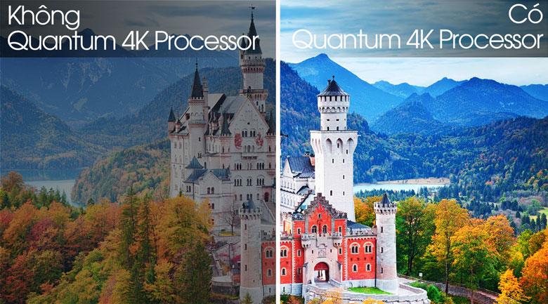 Smart Tivi QLED Samsung 4K 65 inch QA65Q80R - Quantum Processor 4K