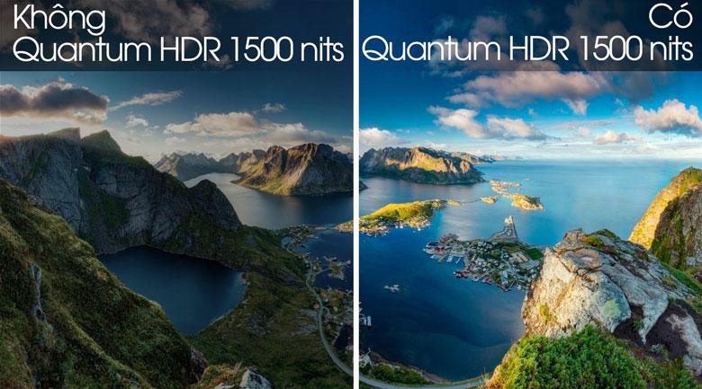 Smart Tivi QLED Samsung 4K 65 inch QA65Q80R - Quantum HDR 1500 nits