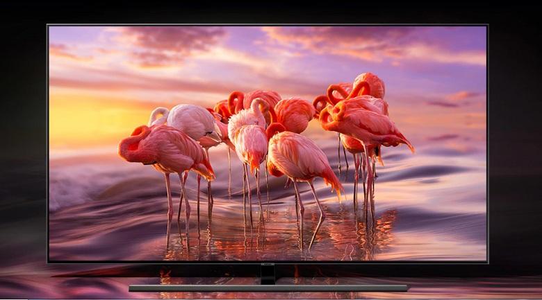Smart Tivi QLED Samsung 4K 65 inch QA65Q80R - QLED