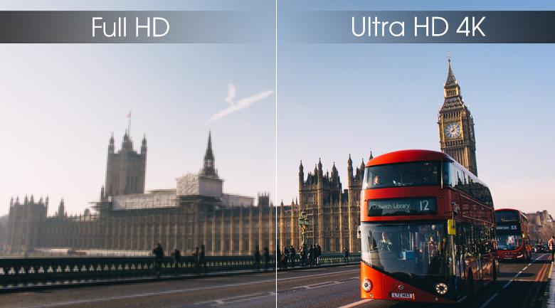 Smart Tivi QLED Samsung 4K 65 inch QA65Q90R - Ultra HD 4K