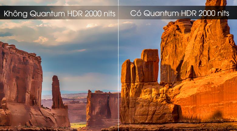 Smart Tivi QLED Samsung 4K 65 inch QA65Q90R - Quantum HDR 2000 nits