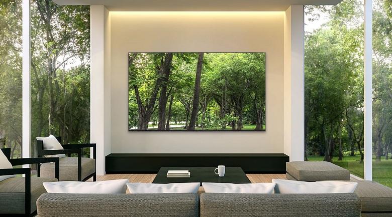 Smart Tivi QLED Samsung 4K 65 inch QA65Q90R - Thiết kế