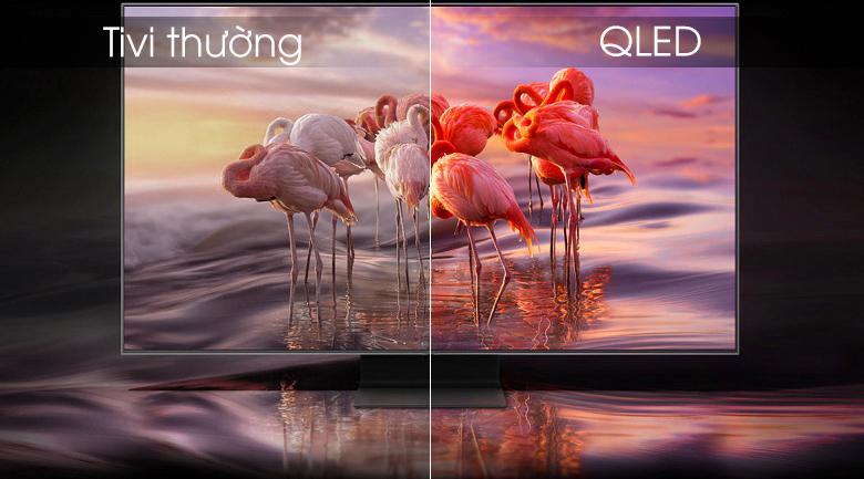 Smart Tivi QLED Samsung 4K 65 inch QA65Q90R - QLED