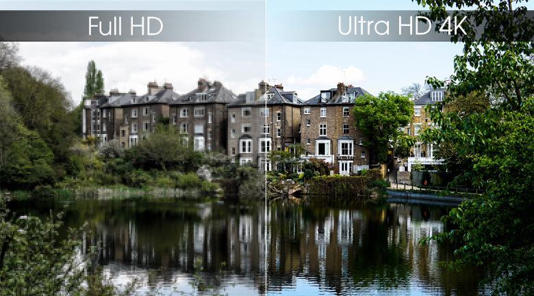 Smart Tivi QLED Samsung 4K 75 inch QA75Q90R - Ultra HD 4K