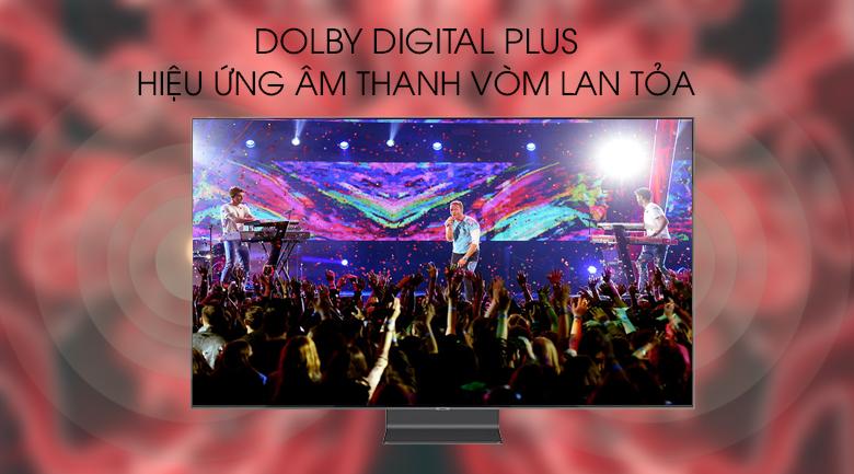 Smart Tivi QLED Samsung 4K 75 inch QA75Q90R - Dolby Digital Plus