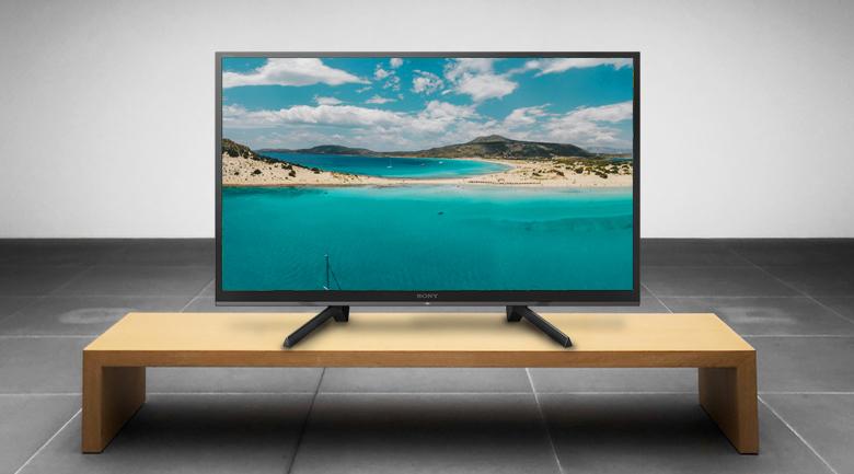 Smart Tivi Sony 32 inch 32W610G - Thiết kế