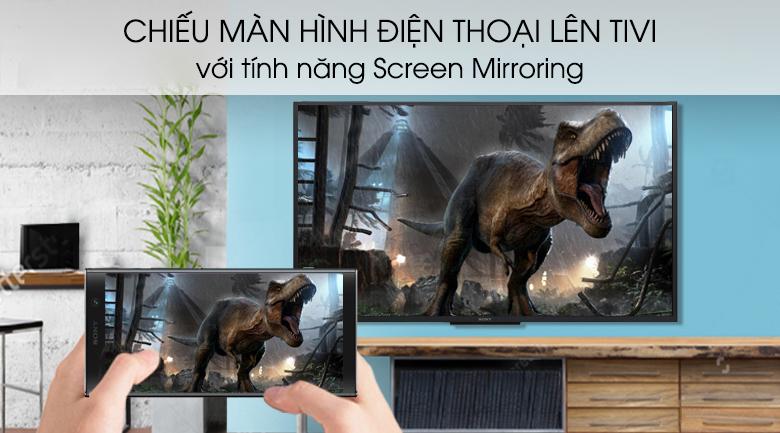 Smart Tivi Sony 43 inch 43W660G - Linux OS