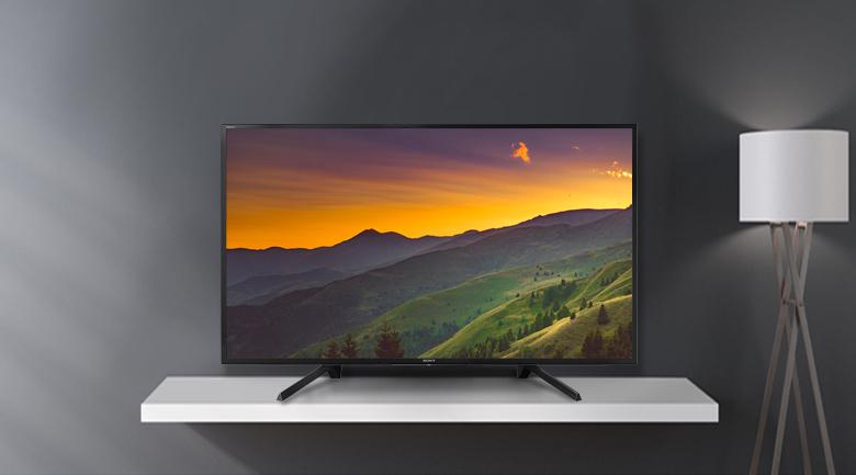 Smart Tivi Sony 43 inch 43W660G - Thiết kế