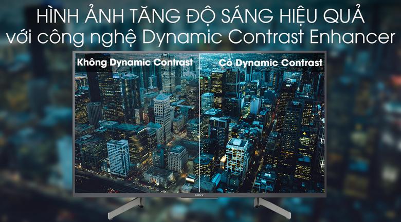 Tivi Sony 50 inch KDL-50W660G - Dynamic Contrast