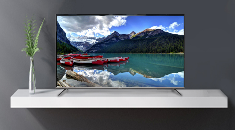 Android Tivi TCL 4K 55 inch L55P8-UF - Thiết kế