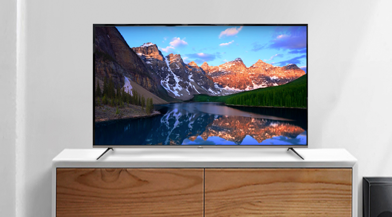Android Tivi TCL 4K 65 inch L65P8-UF - Thiết kế