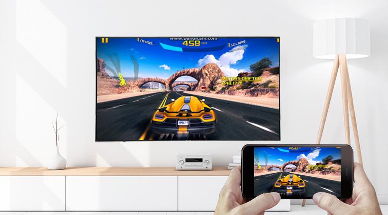  Chiếu màn hình điện thoại lên tivi nhờ ứng dụng Screen Mirroring