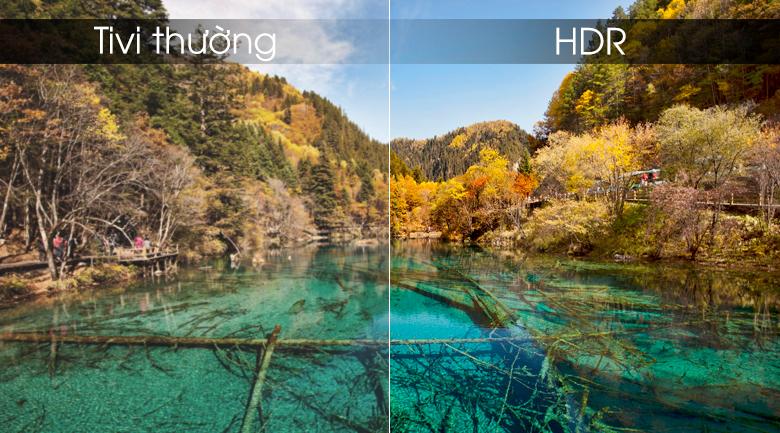 Smart Tivi QLED Samsung 4K 82 inch QA82Q90R - HDR