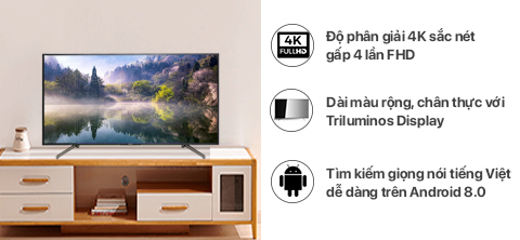 Android TV 4K  49""