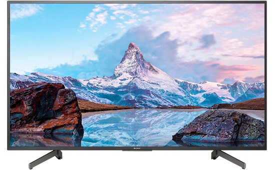 Android TV 4K SONY 55""