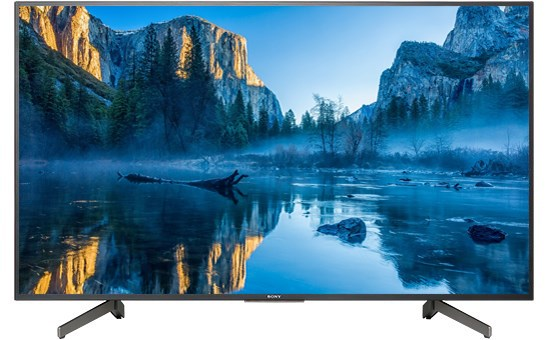 """Android TV 4K SONY 55"""""""