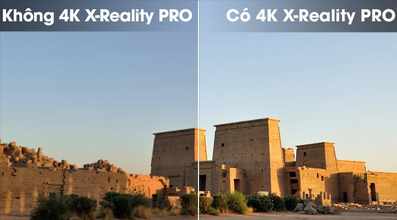 Tivi Sony 4K 55 inch KD-55X8000G - 4K X-reality PRO