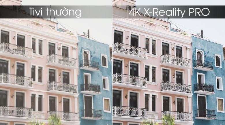 Android Tivi Sony 4K 43 inch KD-43X8500G/S - 4K X-Reality PRO