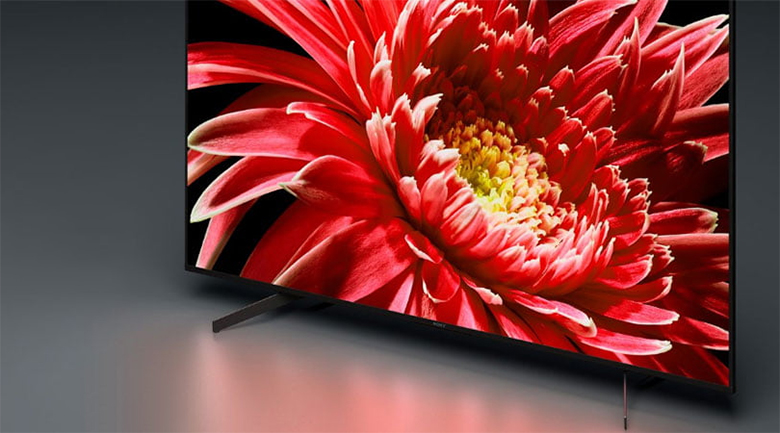 Android Tivi Sony 4K 55 inch KD-55X8500G - Thiết kế
