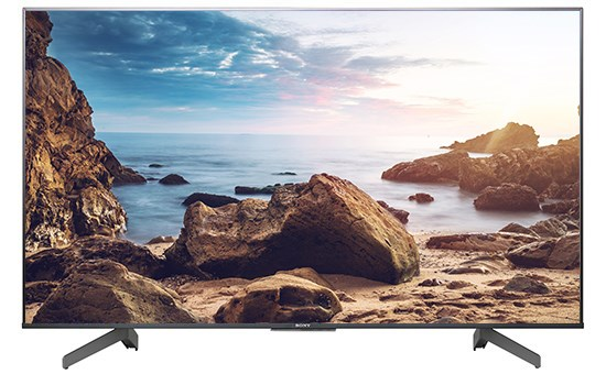Android TV 4K  55""