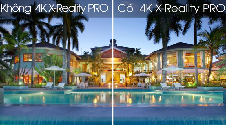 Tivi Sony 4K 55 inch KD-55X8500G/S 4K X-Reality PRO