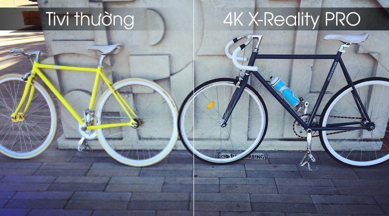 Android Tivi Sony 4K 55 inch KD-55X8500G/S - 4K X-Reality PRO