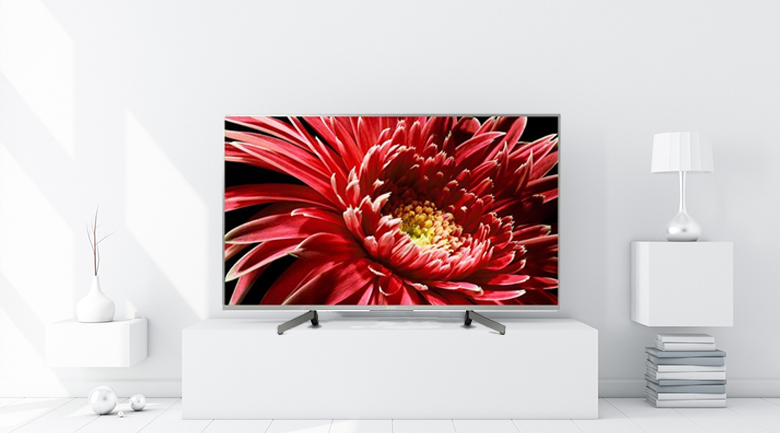 Android Tivi Sony 4K 65 inch KD-65X8500G/S - Thiết kế