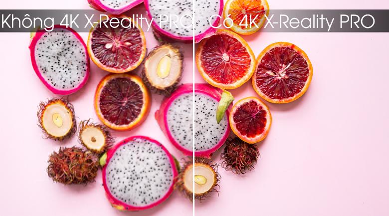 Android Tivi Sony 4K 65 inch KD-65X8500G/S - 4K X-Reality PRO