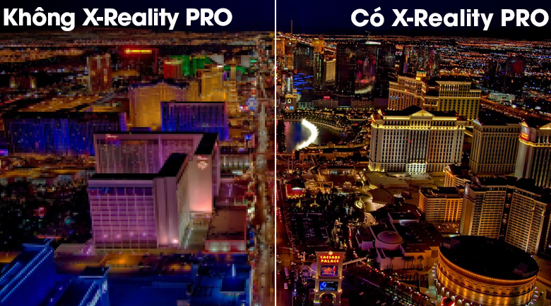 Tivi Sony 43 inch KDL-43W800G - X-Reality PRO