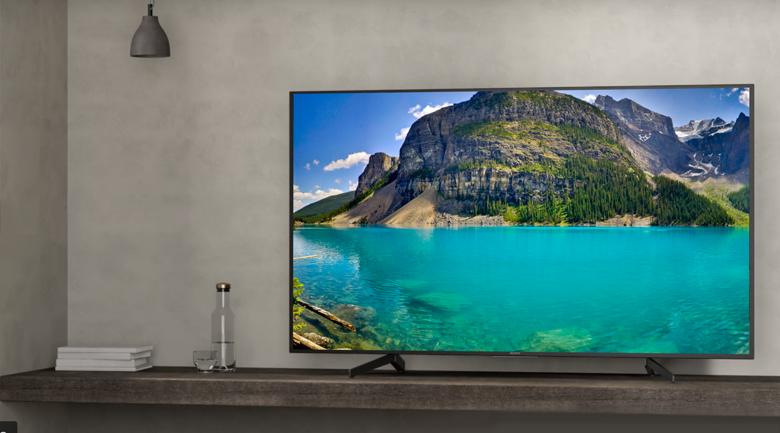 Smart Tivi Sony 4K 43 inch KD-43X7000G - Thiết kế