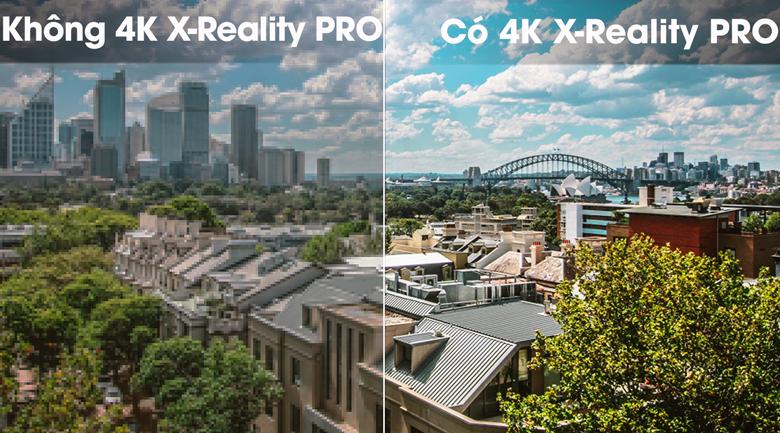 Tivi Sony 4K 43 inch KD-43X7000G - 4K X-Reality PRO