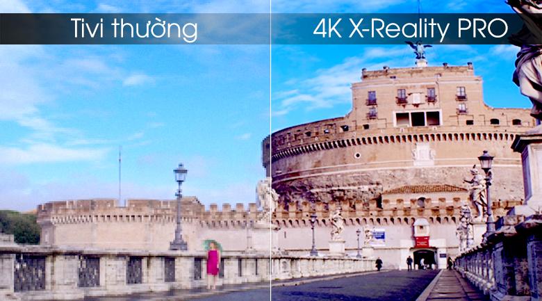 Smart Tivi Sony 4K 43 inch KD-43X7000G - 4K X-Reality PRO