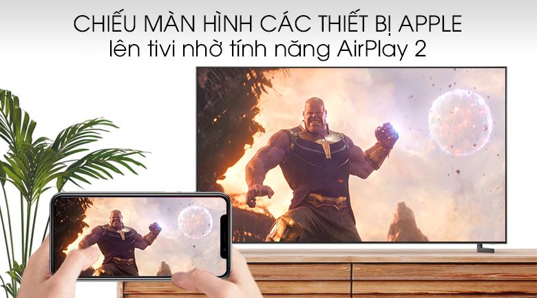Smart Tivi QLED Samsung 8K 98 inch QA98Q900R - AirPlay 2